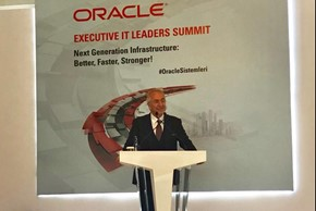 Oracle Executive IT Leaders Summit